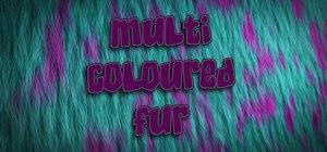 Create multicolored fur and hair in MAXON Cinema 4D