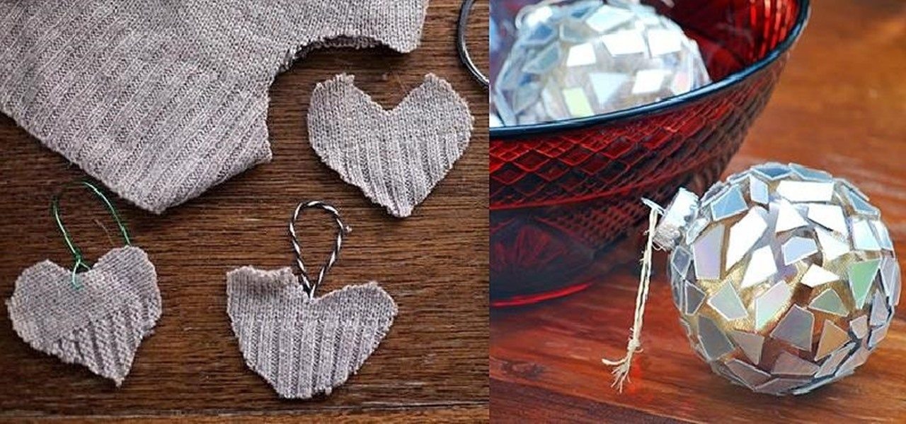 10 last minute diy christmas decorations for the cheap for Cheap holiday decorations