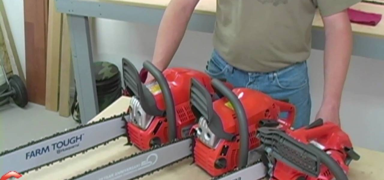 How to Fix a slack recoil starter on your chainsaw « Tools