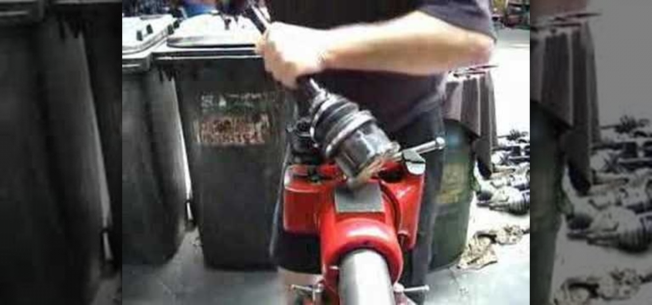 How To Replace A Cv Joint How To Remove A Cv Joint Nut | Apps ...