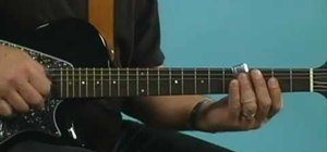 "Play ""Amazing Grace"" on slide guitar in the key of E"