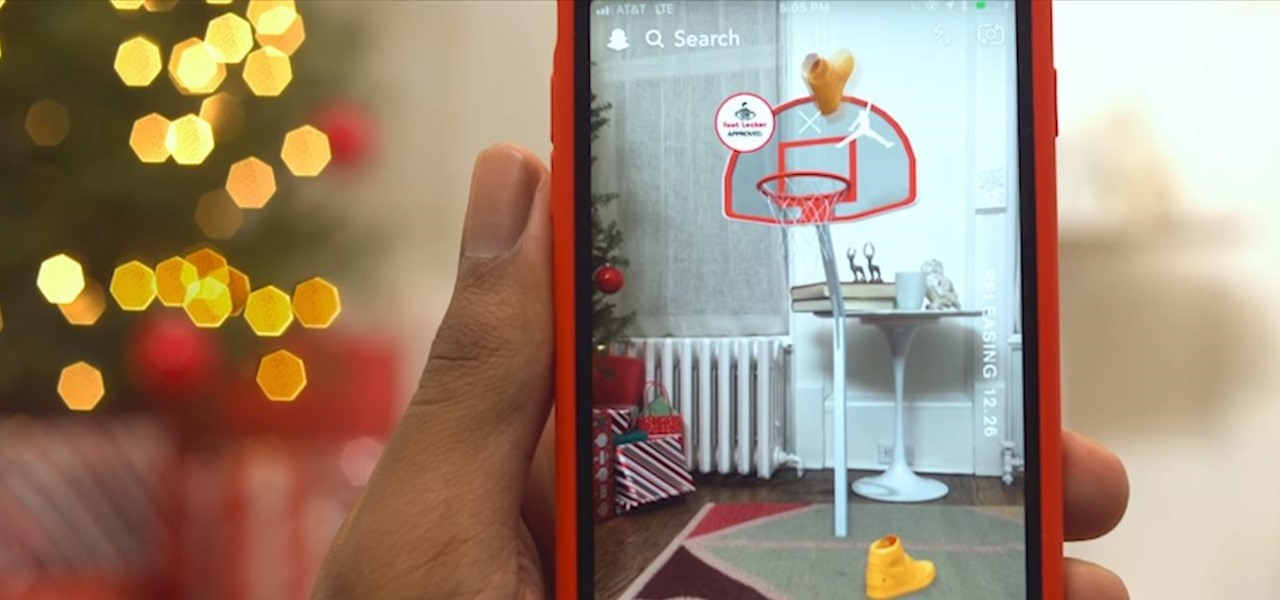 Snap Highlights Augmented Reality