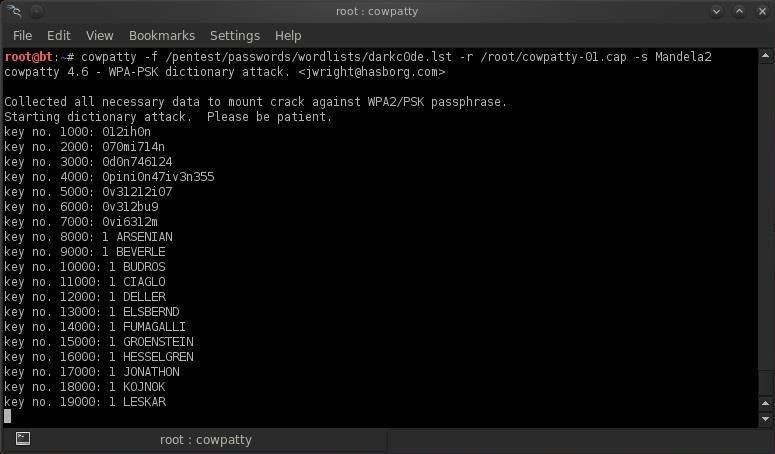 How to Hack Wi-Fi: Cracking WPA2-PSK Passwords with Cowpatty « Null Byte :: WonderHowTo