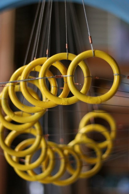 Math Craft Inspiration of the Week: The Kinetic Wave Sculptures of Reuben Margolin