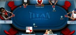 Bluff in no limit Texas Hold'em