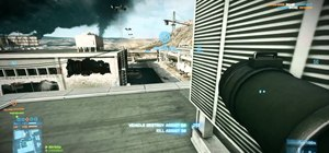 Use the Javelin weapon correctly in Battlefield 3