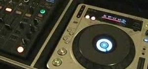 Mix trance music