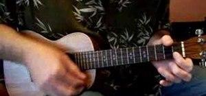 """Play """"Lady Be Good"""" on the ukulele"""