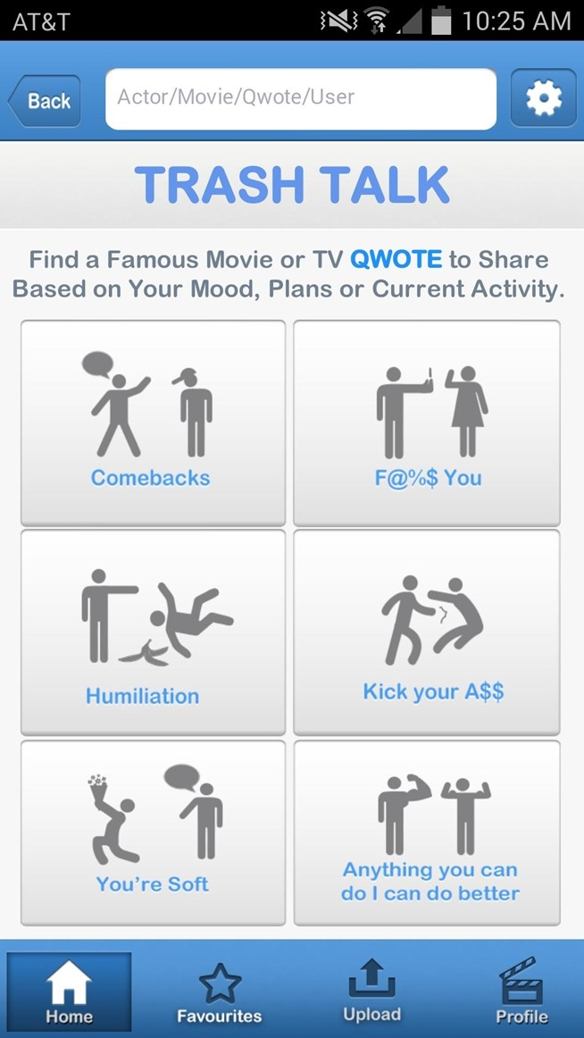 The Fastest Way to Share Clips of Your Favorite Movie Quotes with Anyone