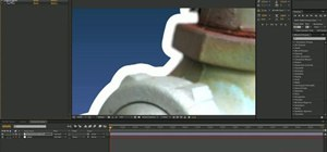 Stroke keylights in Adobe After Effects CS4 or CS5
