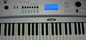 "Play ""Sure Looks Good to Me"" by Alicia Keys on piano"