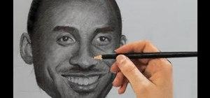 Draw Kobe Bryant