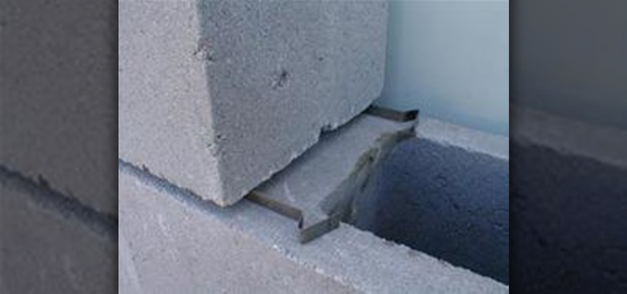 How To Lay Masonry Blocks And Bricks 171 Construction