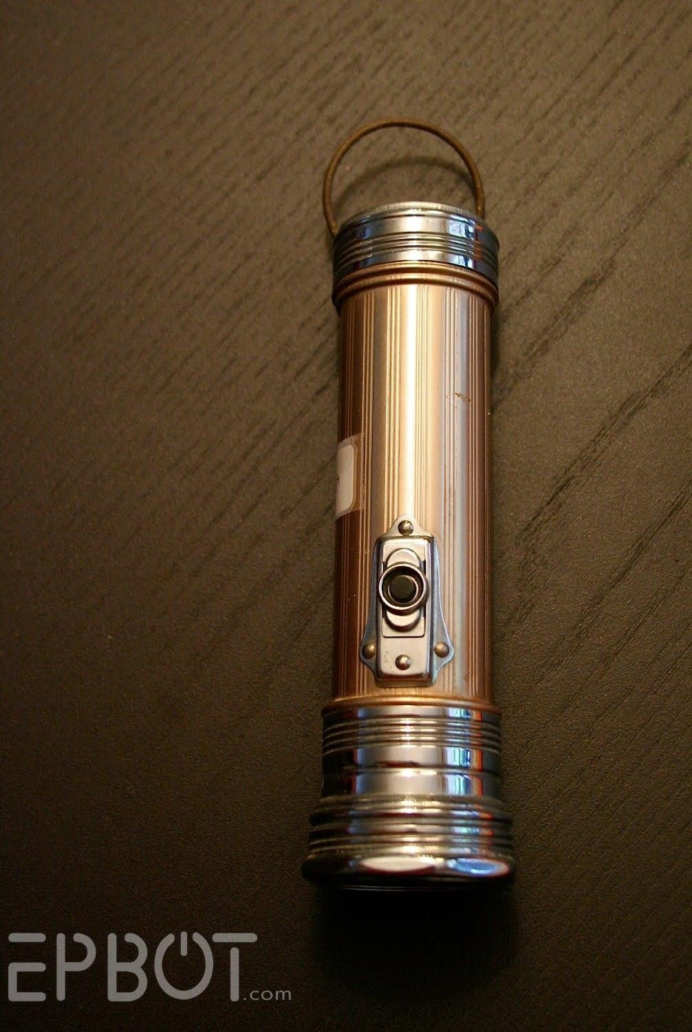 How to Turn a Boring Old Flashlight into a Steampunk Star Wars Lightsaber