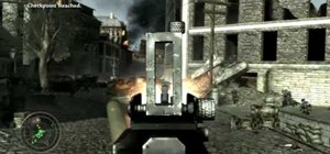 Unlock the Ruthless achievement in Call of Duty: WaW