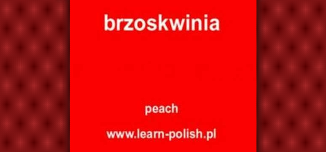 How To Say Have Fun In Polish