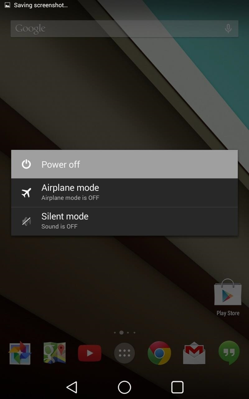 How To Boot Your Nexus 7 Into Safe Mode To Disable All