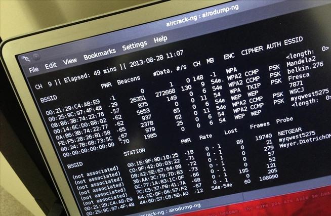free wifi hacker windows 8