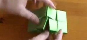DIY Crazy Paper Toy