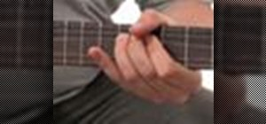 Bend strings on an electric guitar without finger ache