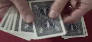 Perform an amazing mathematical card trick