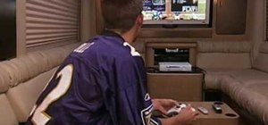 Use the fire blitz play in Madden NFL 08