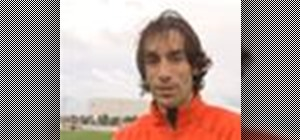 Be a good soccer winger with Robert Pirès