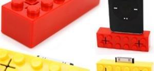 LEGO iPod iPhone Dock / Charger