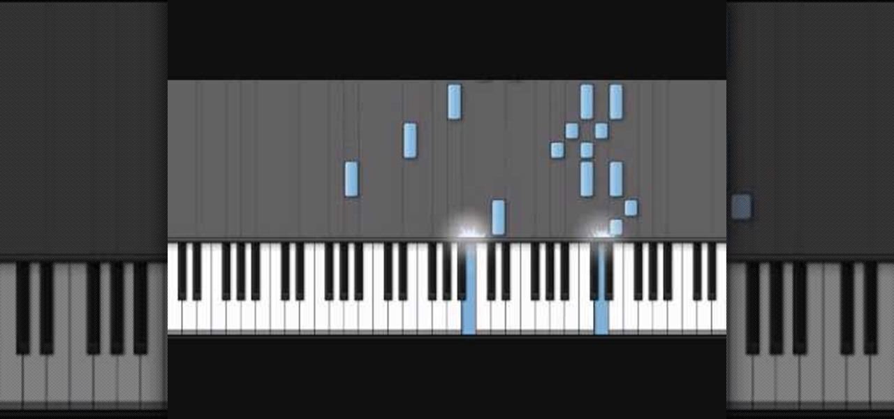 How To Play Canon By Pachelbel In C On Piano Piano Keyboard