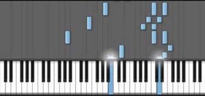 Play Canon by Pachelbel in C on piano