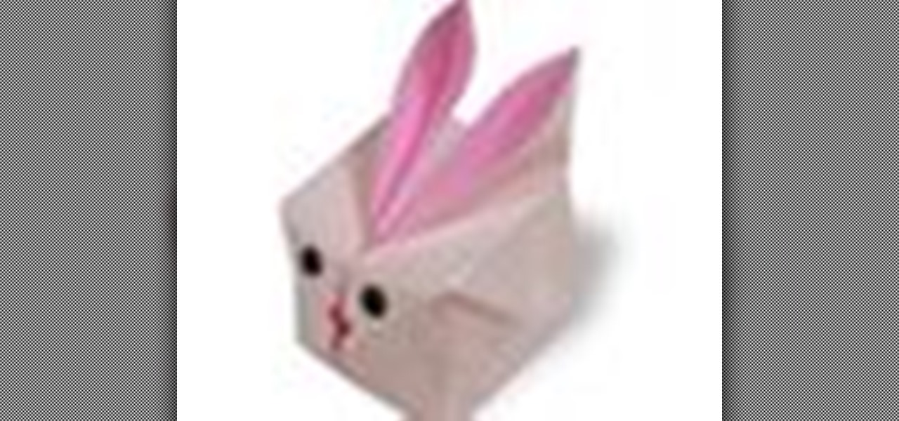 how to origami a balloon rabbit japanese style 171 origami
