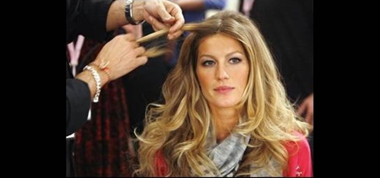 How To Achieve Big Voluminous Victoria S Secret Waves