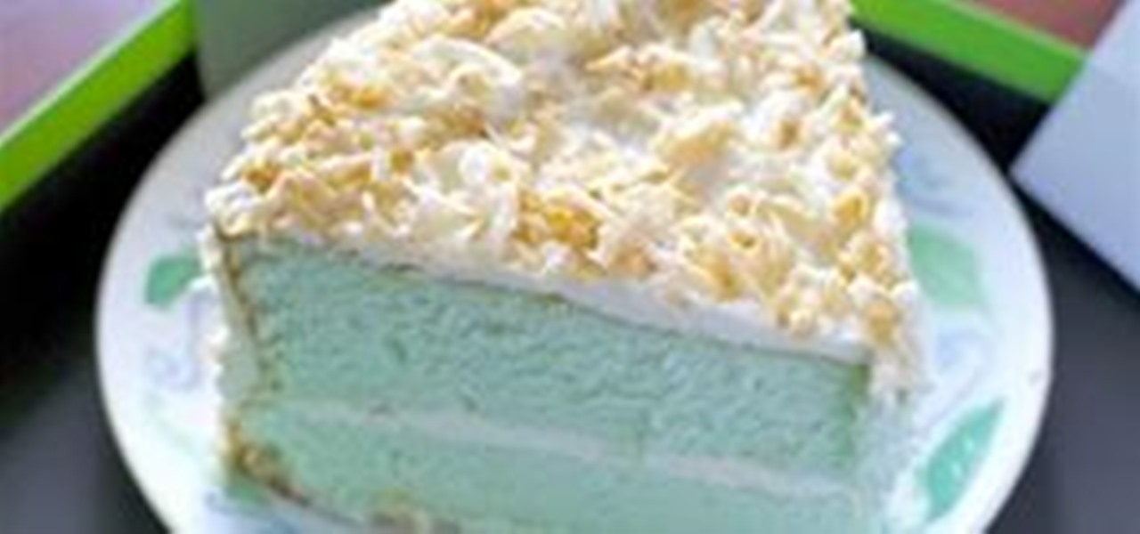 Recipe pandan angel food cake with coconut frosting cakes cakes recipe pandan angel food cake with coconut frosting cakes cakes cakes wonderhowto forumfinder Image collections