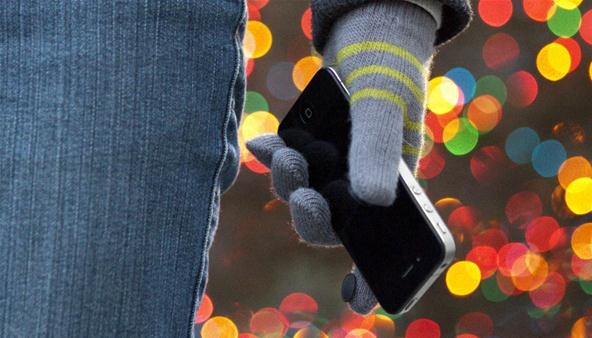 SUBMIT: Your Best Cell Phone Filter Photo by November 14th. WIN: Touchscreen-Friendly Digits for Winter Gloves [Closed]