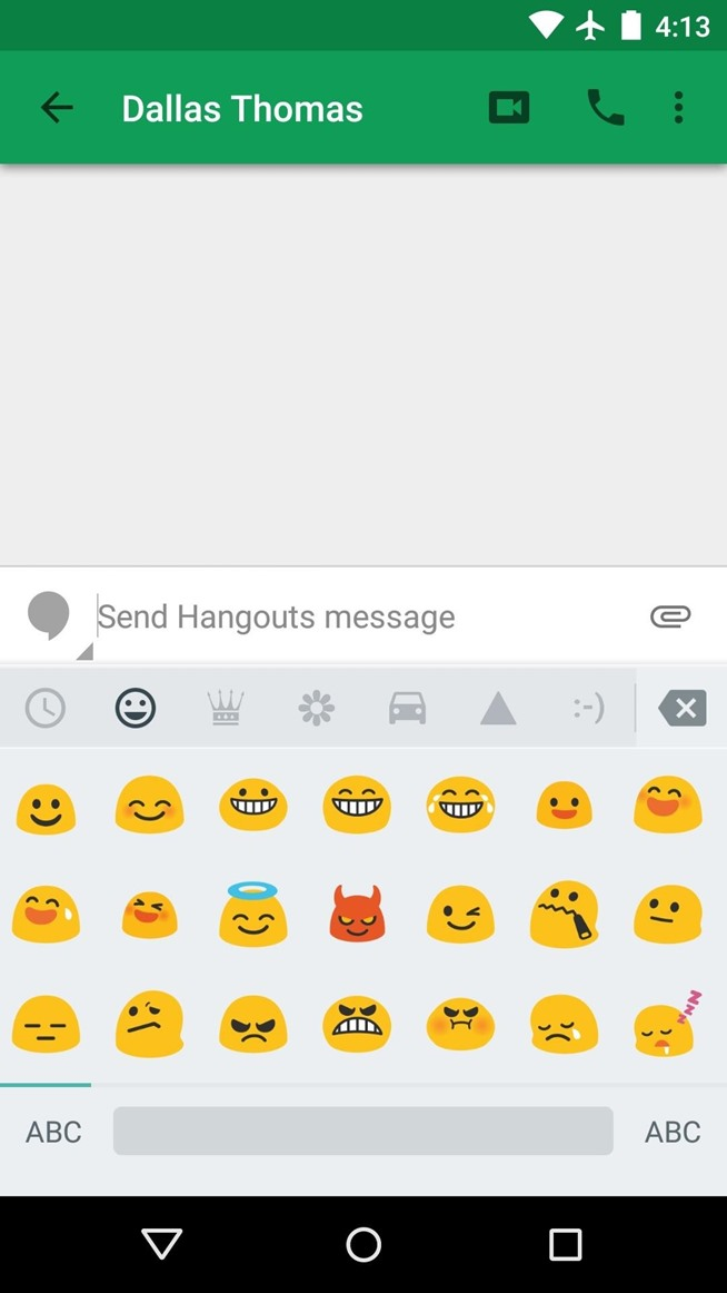 How to Get iPhone Emojis on Your Nexus 5