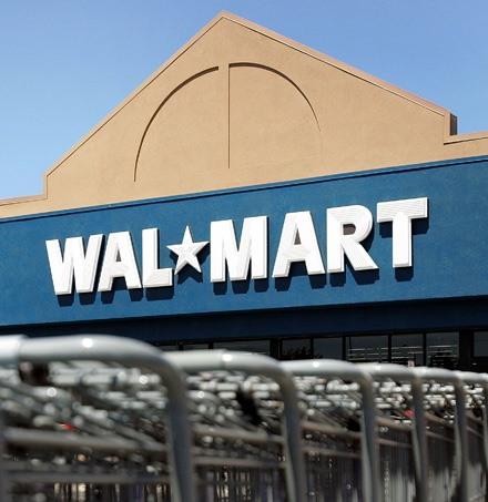 Walmart Cart Stuff