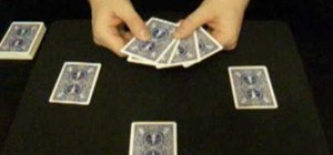 "Perform the ""Serenade of the Kings"" card trick"