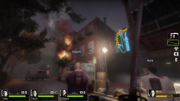 L4D2: The Riverbank and the Wedding Witch