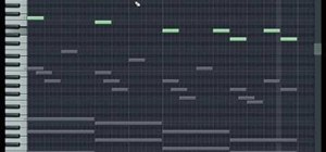 Compose an emotional R&B beat in FL Studio