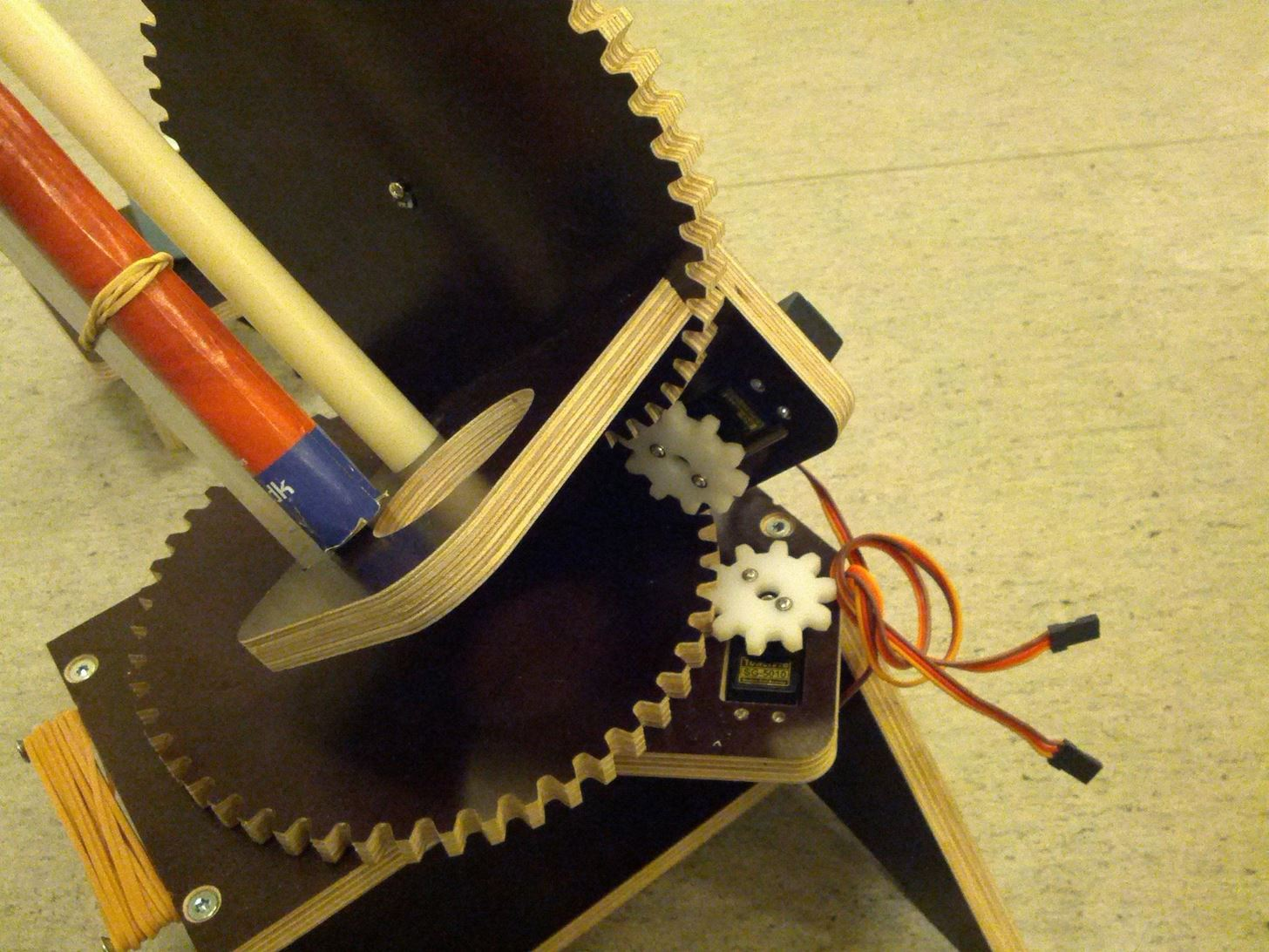 This DIY Remote-Controlled Launcher Lets You Light and Wave Fireworks from a Safe Distance