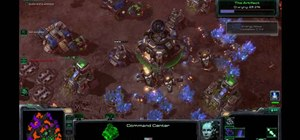 All In, the last mission in the StarCraft 2 campaign