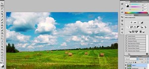 Vignette an image in Adobe Photoshop CS4 or CS5