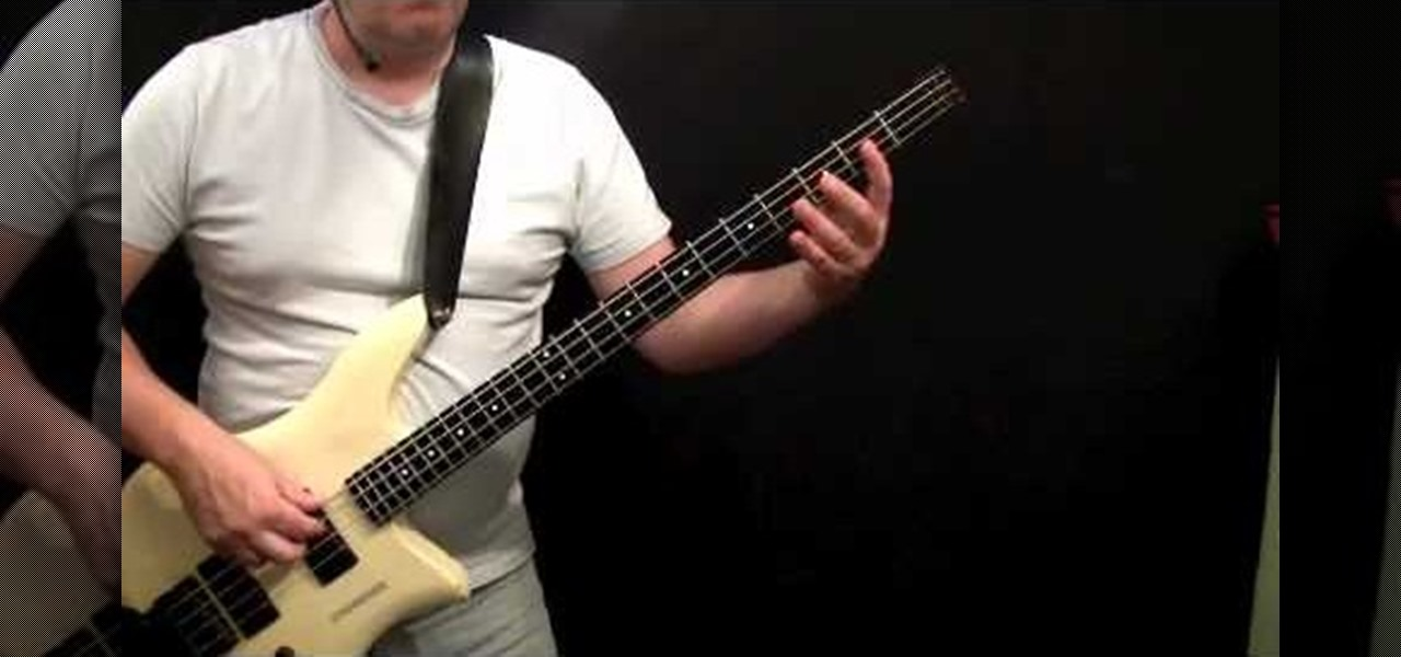 How To Play Bass Guitar To Le Freak - Chic - Bernard Edwards