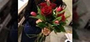 Create your own flower arrangement