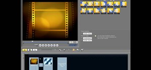 Edit in storyboard mode in Corel VideoStudio