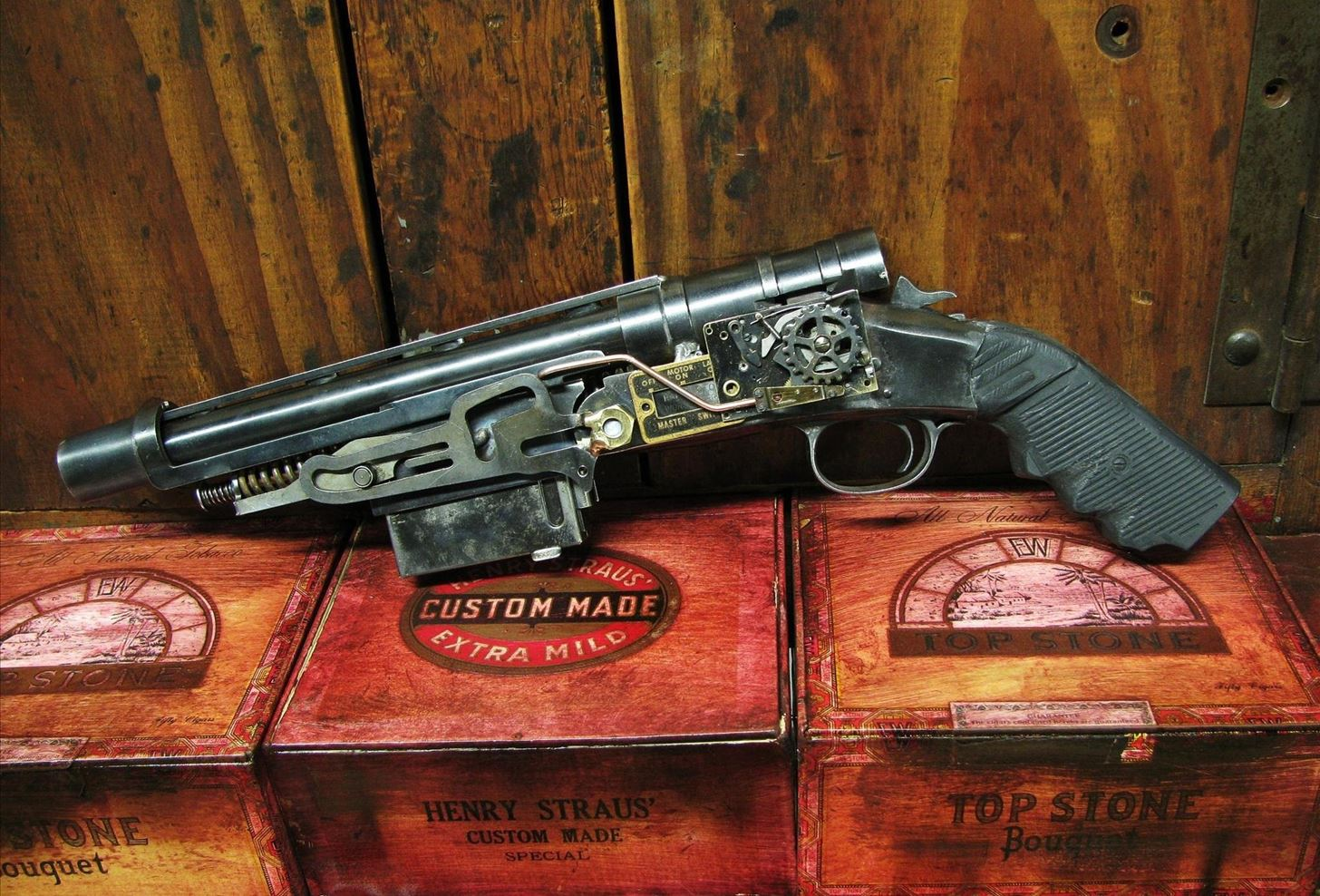 Steampunks and Gun Control: Is Gun Culture Echoed Within Steampunk?