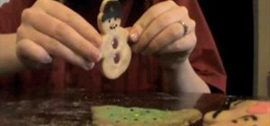 Make models and ornaments with salt dough