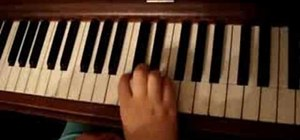 "Play ""Sorry"" by the Jonas Brothers on the piano"