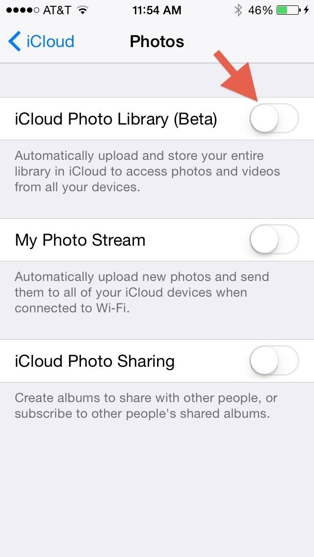 How to Keep Photos from Hogging Your iPhone's Storage