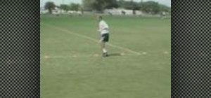 Practice Forward Shuffle soccer goalie drills